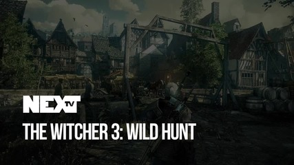 NEXTTV 038: Ревю: The Witcher 3: Wild Hunt