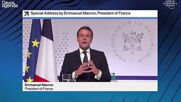 France: Macron warns of 'vulnerability' of global economic model amid pandemic at virtual WEF