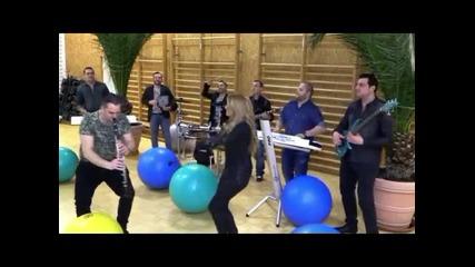 Ork. Mladen Band i Radoslava - Vecherta e nasha 2015 Dj-pepi Gazara