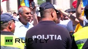 Moldova: Thousands protest in Chisinau over missing $1.5 billion