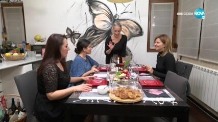 """Невена Бозукова посреща гости - """"Черешката на тортата"""" (21.01.2021)"""