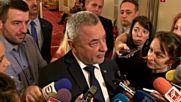 Симеонов: Нямам спор с министър Ангелкова
