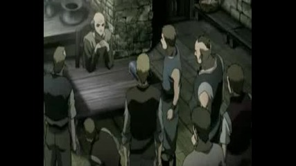 Claymore Episode 1 Part 1