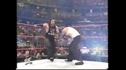 Jeff Hardy & Lita Vs Matt Hardy