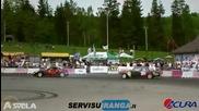 Eedc Eastern Europe Drift Championship 2010 - Belarus Logoisk - Twin runs