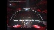 Usher & Beyonce - Bad Girl (live)