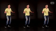 Roller Sis Feat. Lennox Brown - Let s Dance ( Official Music Video ) 2012