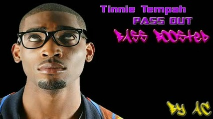 Tinie Tempah - Pass Out Bass Boosted [hd] 1080p