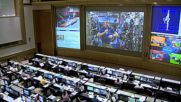 Russia: Cosmonaut Anatoli Ivanishin votes from ISS in parliamentary elections