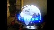 3d Led Display Globe