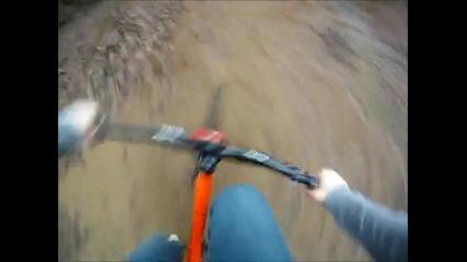 Lucky dirt jumps