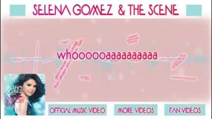 Selena Gomez - A year without rain with lyrics