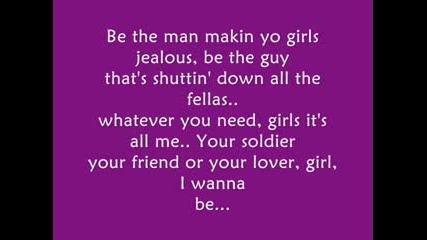 Cris Brown - I Wanna Be [tekst]