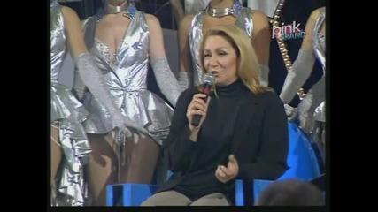 Vesna Zmijanac - Razgovor sa Minimaksom - Grand Show - (TV Pink 2003)