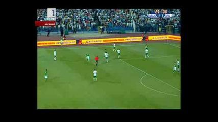 България изравнява на Ирландия с гола на Димитър Телкииски