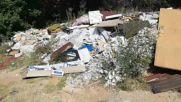 Ловеч, строителни отпадъци - 10.09.2018 г.