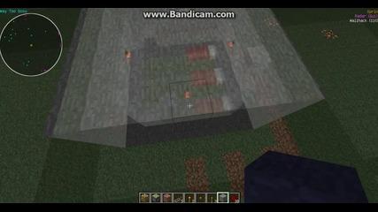 Minecraft Urok ep.1 - kak se pravi lampa da se vkluchva i iskluchva