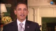 Обама в подкрепа на кампанията It Gets Better срещу дискриминиране на гей хората