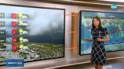 Прогноза за времето (24.06.2018 - сутрешна)