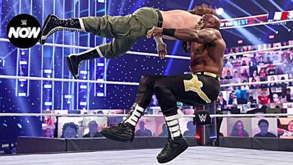 Tous les résultats en Français de WWE Survivor Series 2020 – WWE Now en Français