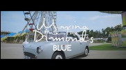 + Превод! Marina and the Diamonds - Blue ( Официално Видео )