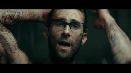 Премиера! Maroon 5 - Animals + превод ( Hd)
