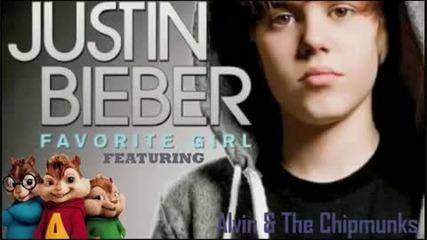 Favorite Girl - Justin Bieber ft. Alvin amp; The Chipmunks
