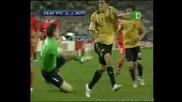 Испания - Русия 2 - 0 Игуиса