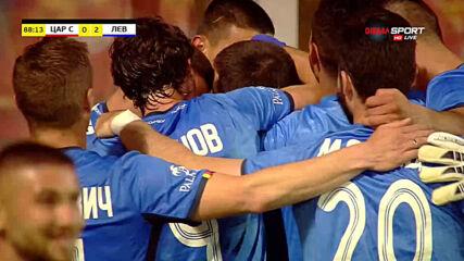 Борислав Цонев се завърна с гол за Левски!