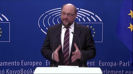 Belgium: EP's Schulz expresses 'concerns' over Cameron's reform proposals