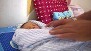 State of Palestine: $2 million baby - Gaza birth brings population to 2 million