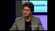 Christopher Uckermann - Chat Univisin (parte 1)