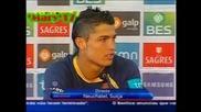 Cristiano Ronaldo Press Conference 17.06