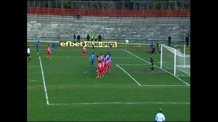Купа на България, Хасково - Левски 1:1