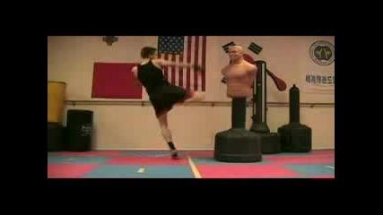 Kick Boxing , Taekwondo , Muay Thai