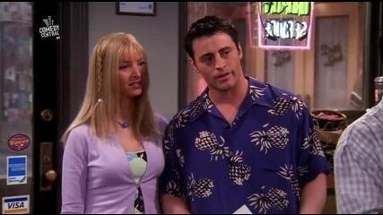 Friends / Приятели - Сезон 6 Епизод 22 - Bg Audio - | Част 1/2 |
