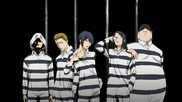 Prison School Anime Teaser Preview
