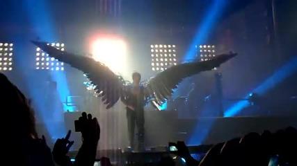 Rammstein - Engel Hd (live Wien 2009)