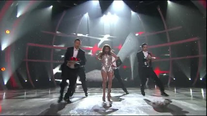 "Jennifer Lopez - ""louboutins"" performance on So You Think You Can Dance"
