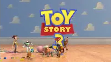 Toy Story 3 - Трейлър