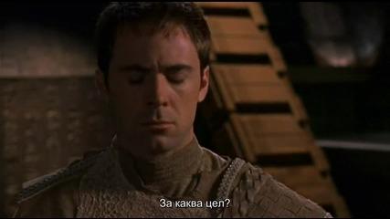 Старгейт Sg-1 / Stargate Sg-1 /сезон 03 eпизод 13