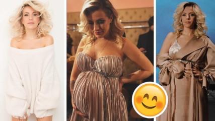 Честито! Поли Генова стана майка: Роди ѝ се момченце!
