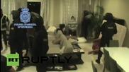 Испания: Полицията спаси отвлечен и арестува десетима френски граждани