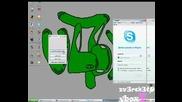 Как да си отворим повече от няколко Skype