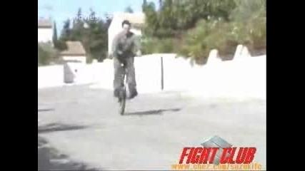 Super Bikes Stunts And Lots Of Pain