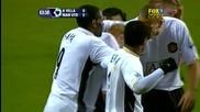 Феноменален гол на Поул Скоулс срещу Астън Вила