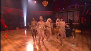 Christina Aguilera - Show Me How You Burlesque ( Dancing With The Stars Live )