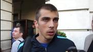 Милиев: Този мач бе за нашата публика, трябва да бием и в Пловдив