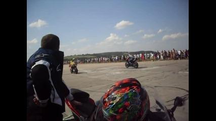 Мото събор Велико Търново 2010 - гонки 2