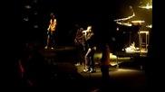 * За първи път на живо * Linkin Park - Burning In The Skies Live In Melbourne, 13 12 10
